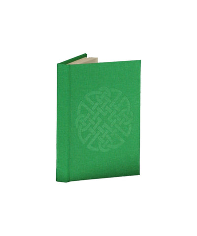 Dara Knot Pocket Notebook - Meadow - [Duffy Bookbinders] - Books & Stationery - Irish Gifts
