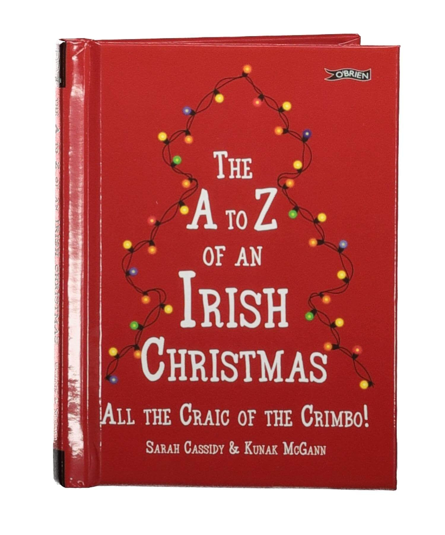 The A to Z of an Irish Christmas - [The O'Brien Press] - Books & Stationery - Irish Gifts