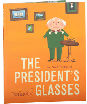 The President's Glasses - [Gill & MacMillan] - Books & Stationery - Irish Gifts