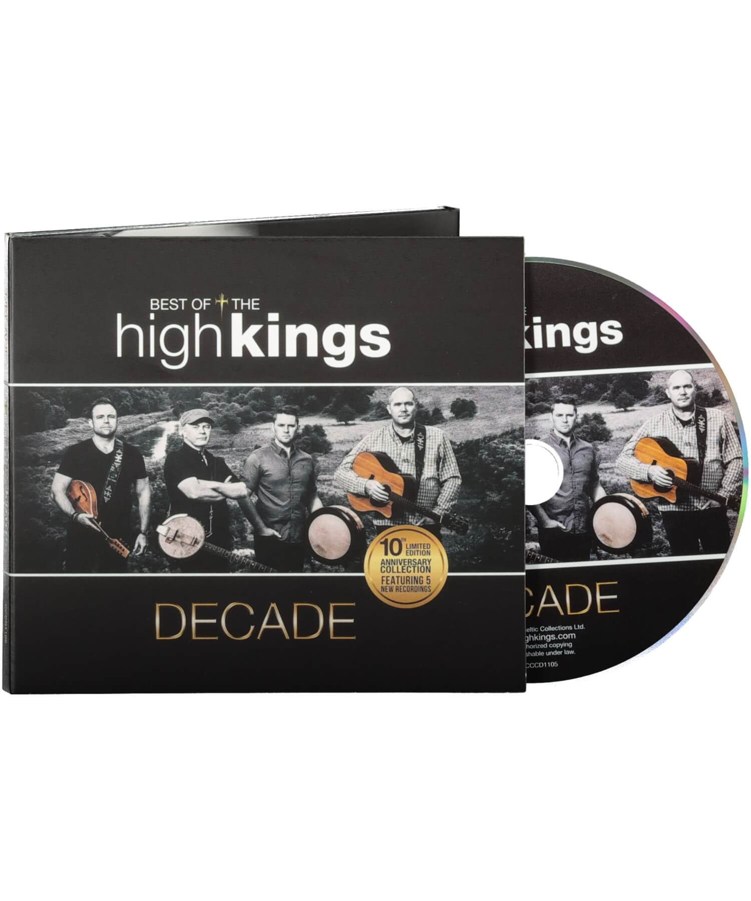 The High Kings - Decade - [Ceol] - Music - Irish Gifts
