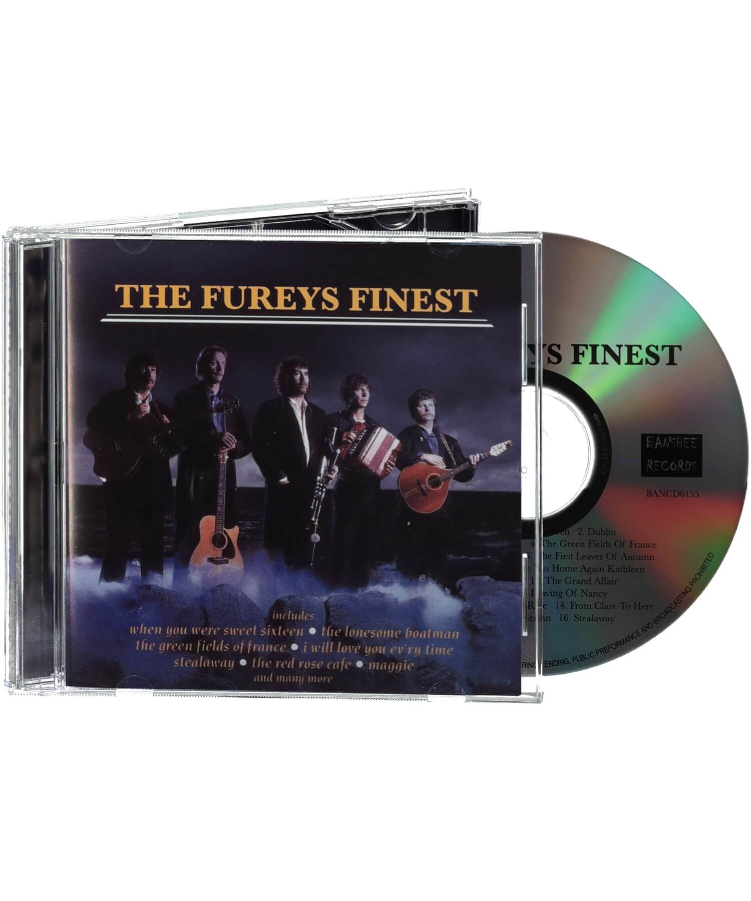 The Fureys Finest - [Ceol] - Music - Irish Gifts
