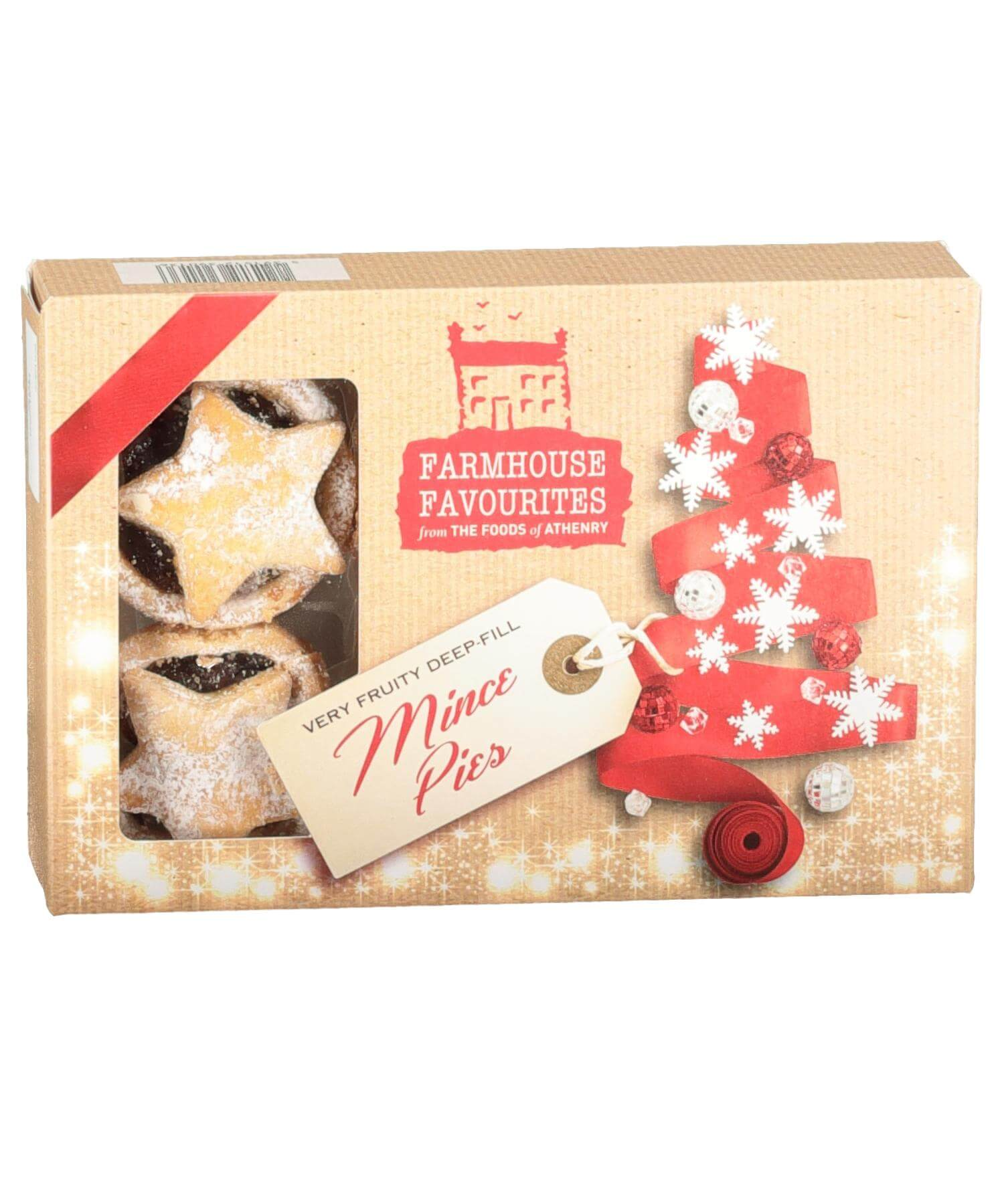 Luxury Mince Pies - [Foods of Athenry] - Food Gifts - Irish Gifts