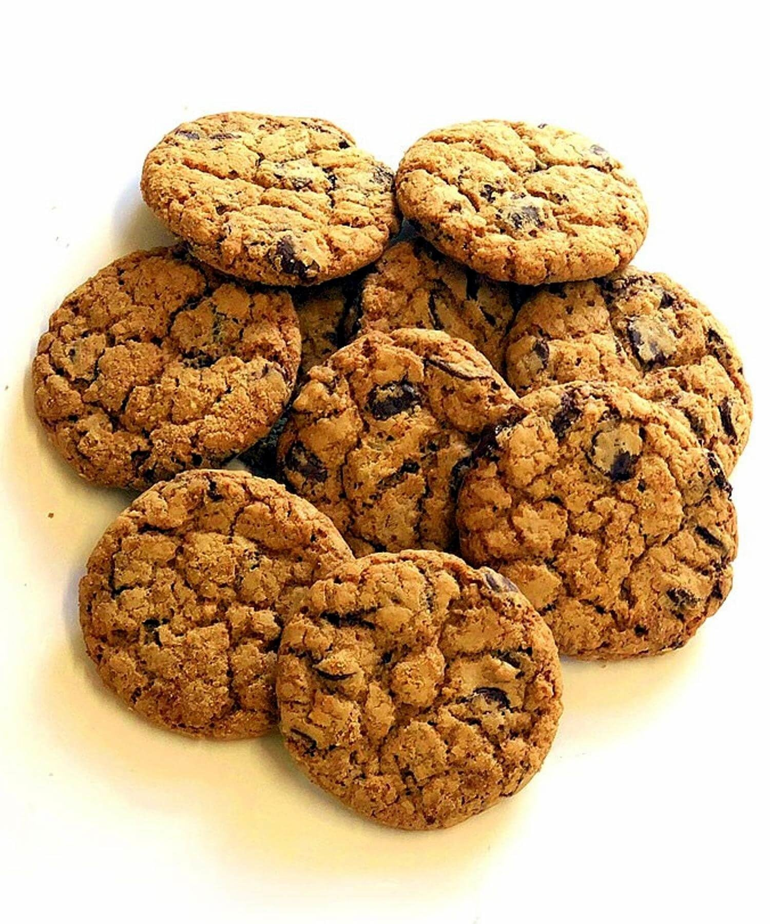 Belgian Chocolate Chip Cookies - [West Cork Biscuit Co.] - Food Gifts - Irish Gifts