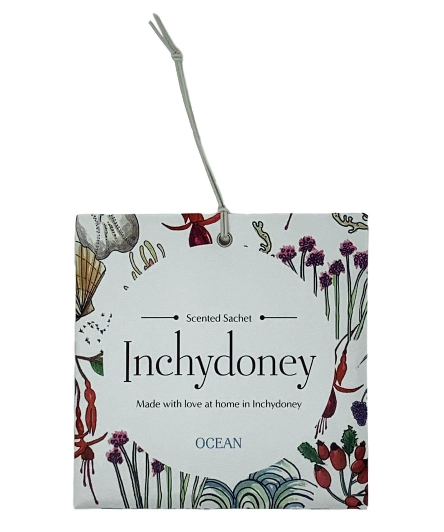Scented Sachet - Ocean - [Inchydoney Candles] - Home Fragrance - Irish Gifts