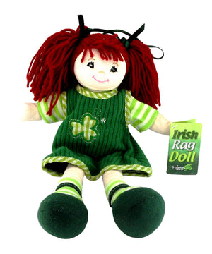 Rag Doll - Eileen - [Connemara Marble] - Children & Baby Gifts - Irish Gifts