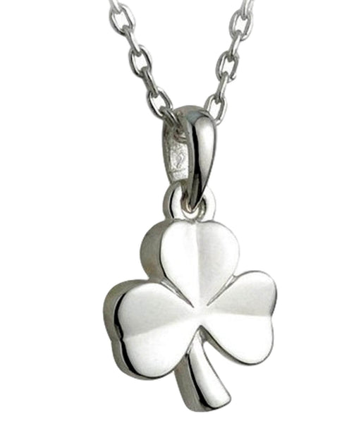 Solvar Kids - Shamrock Pendant Celtic Jewellery