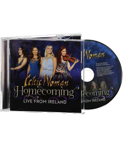 Celtic Woman - Homecoming - [Ceol] - Music - Irish Gifts