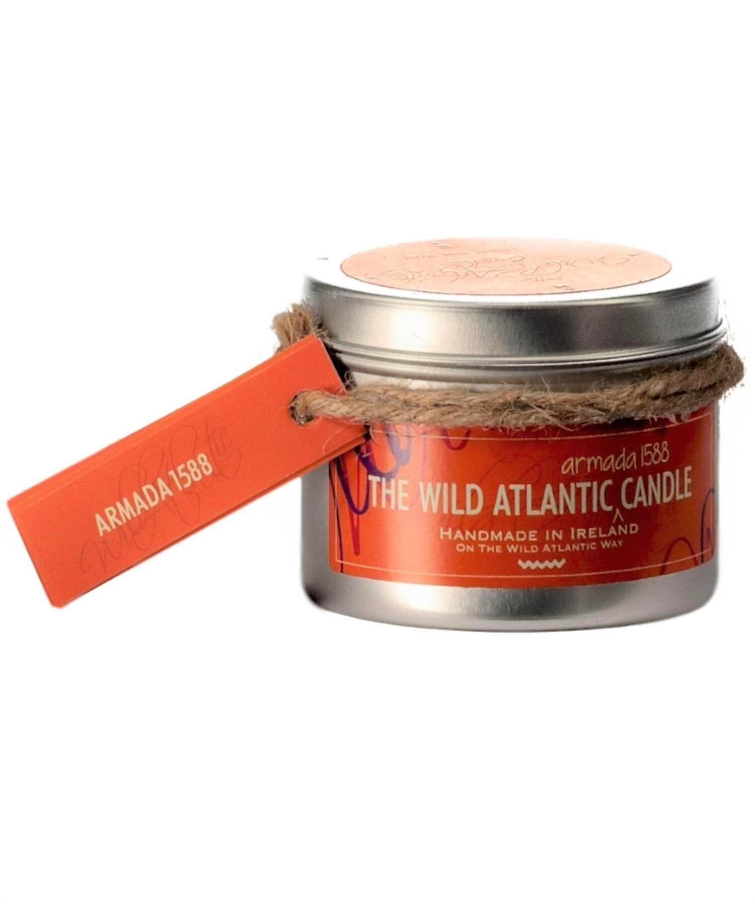 Armada 1588 - [Wild Atlantic Candles] - Home Fragrance - Irish Gifts