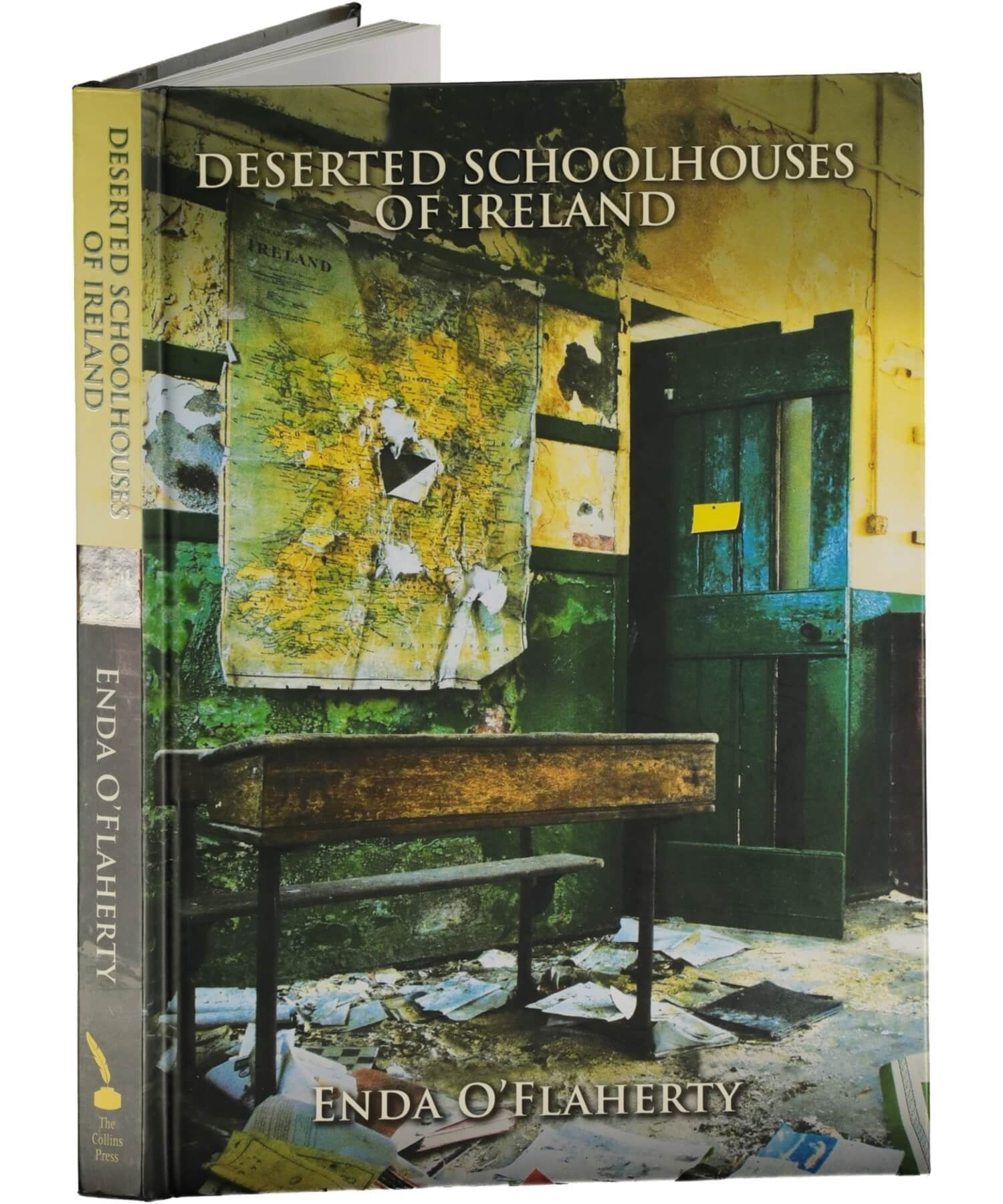 Deserted Schoolhouses Of Ireland - [The Collins Press] - Books & Stationery - Irish Gifts
