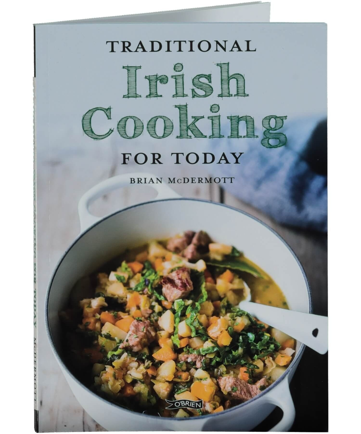 Traditional Irish Cooking - [The O'Brien Press] - Books & Stationery - Irish Gifts