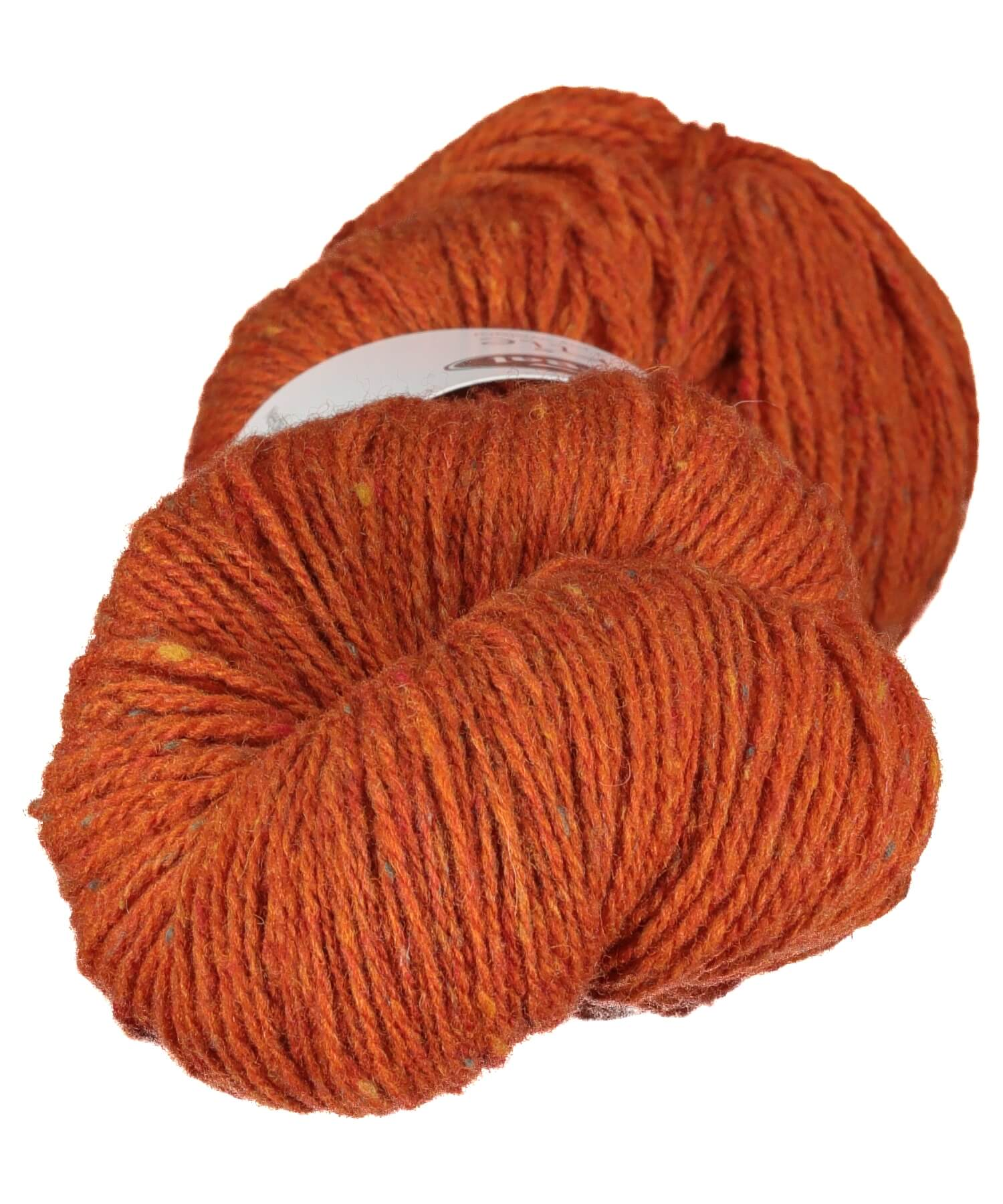 Handwoven Darnie Yarn - Rust - [Studio Donegal] - Knitting - Irish Gifts