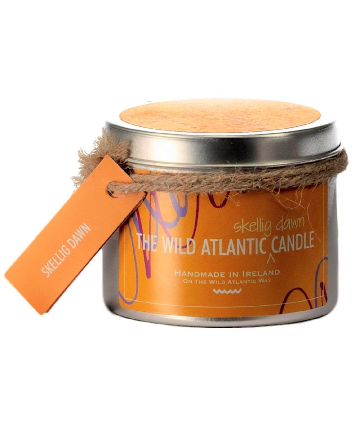 Skellig Dawn - [Wild Atlantic Candles] - Home Fragrance - Irish Gifts