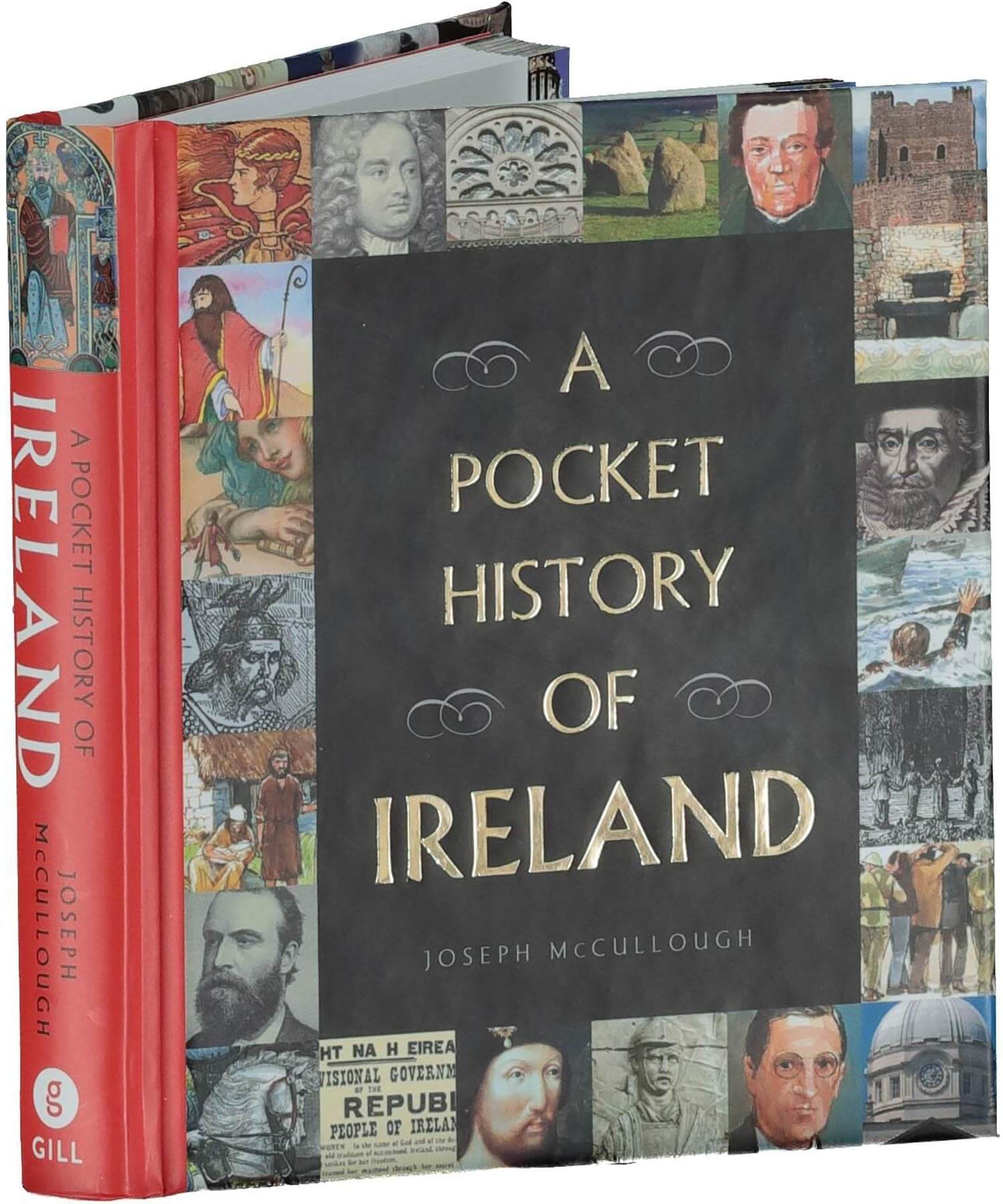 Pocket - History of Ireland - [Gill & MacMillan] - Books & Stationery - Irish Gifts