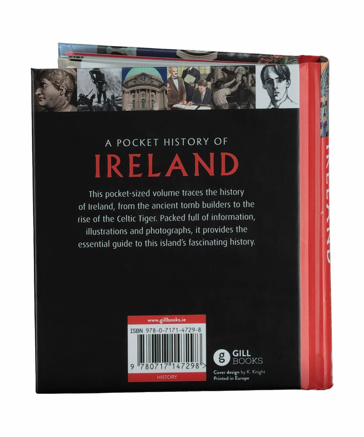 Pocket - History of Ireland Gill & MacMillan Books