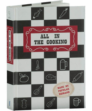 All in the Cooking - [The O'Brien Press] - Books & Stationery - Irish Gifts