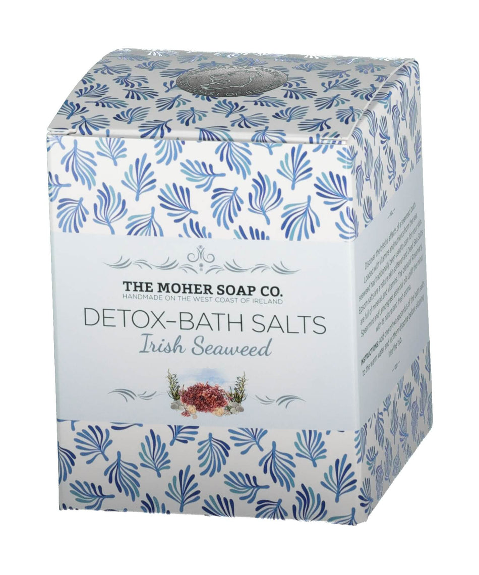 Bath Salts - Seaweed - [The Moher Soap Co.] - Skincare & Beauty - Irish Gifts