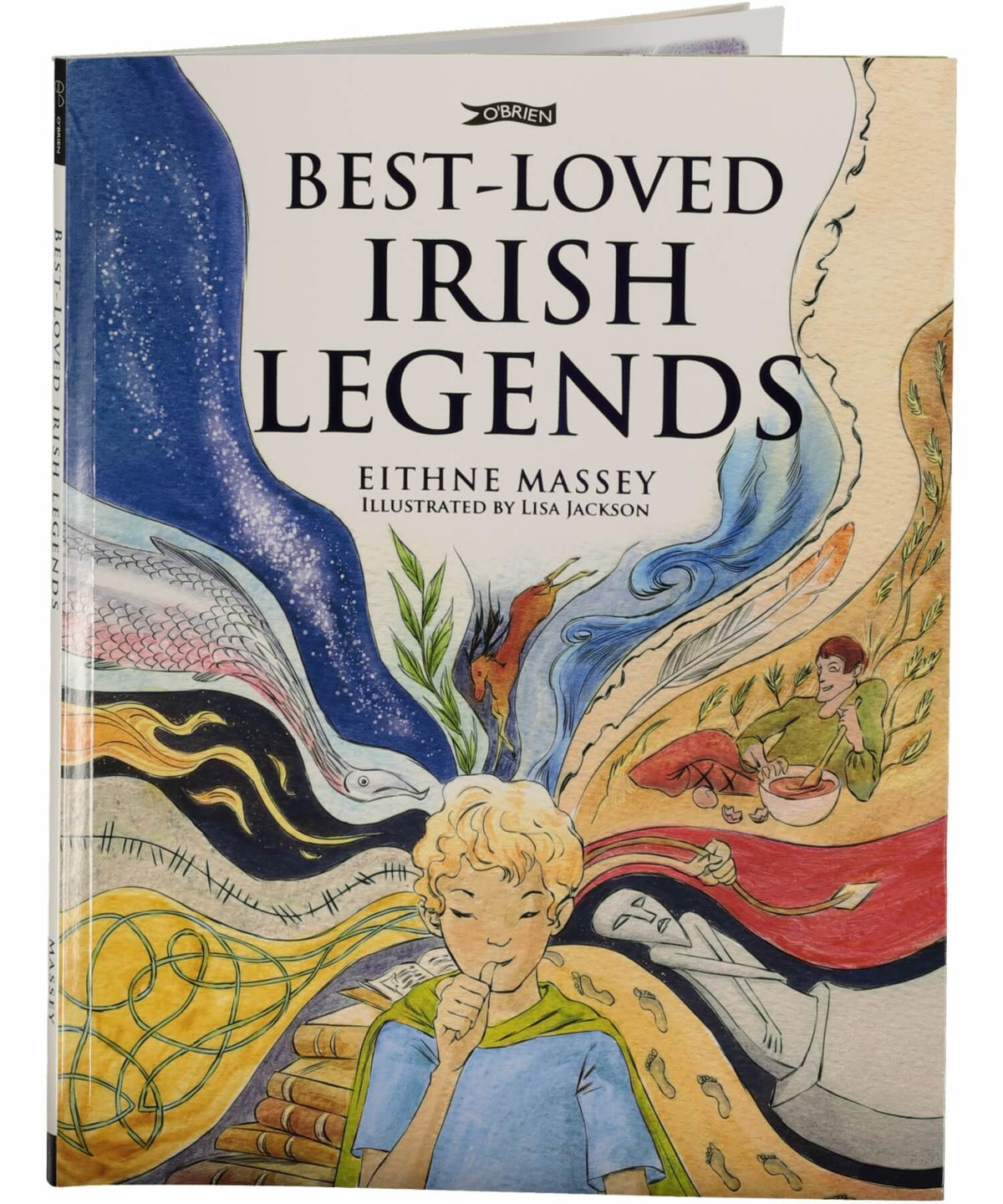 Best Loved Irish Legends - [The O'Brien Press] - Books & Stationery - Irish Gifts