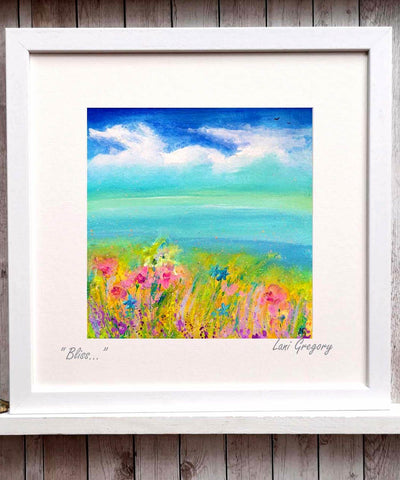 Bliss - [Lani's Art] - Wall Art & Photography - Irish Gifts