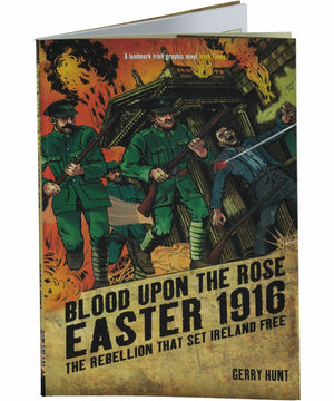 Blood Upon the Rose - [The O'Brien Press] - Books & Stationery - Irish Gifts