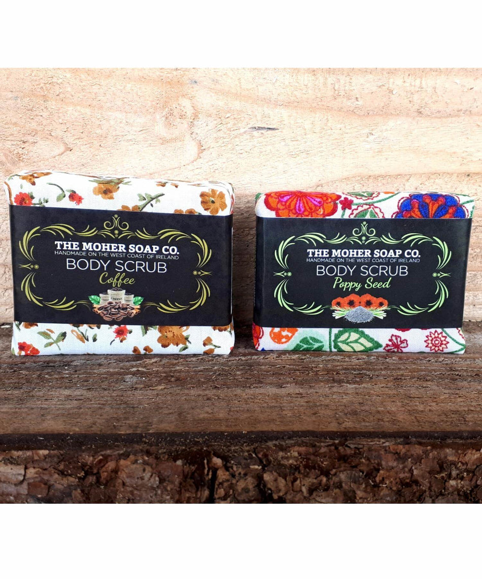Body Scrub - Coffee - [The Moher Soap Co.] - Skincare & Beauty - Irish Gifts