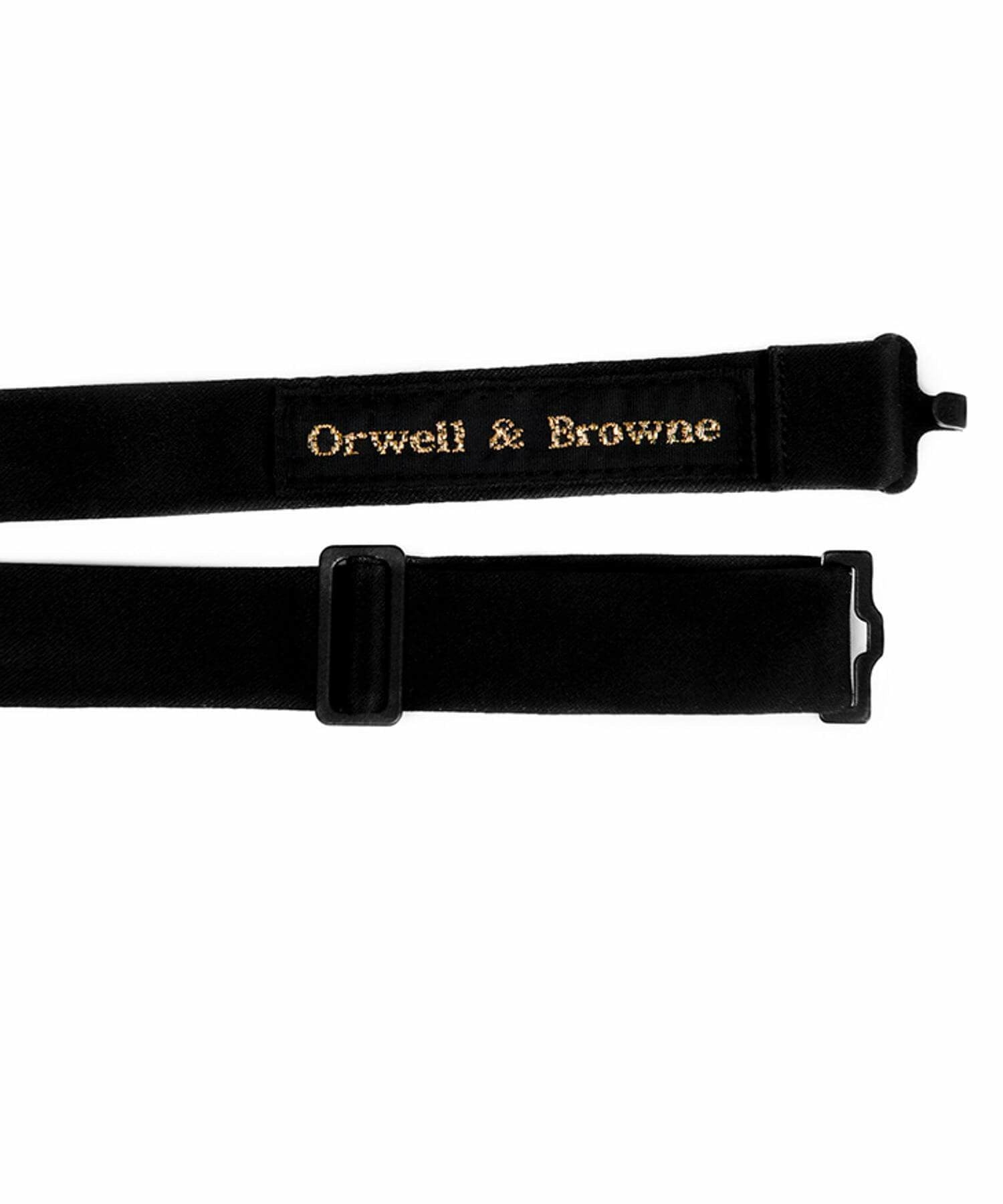 Donegal Tweed Bow Tie - Motley Blends - [Orwell & Browne] - Mens Accessories - Irish Gifts