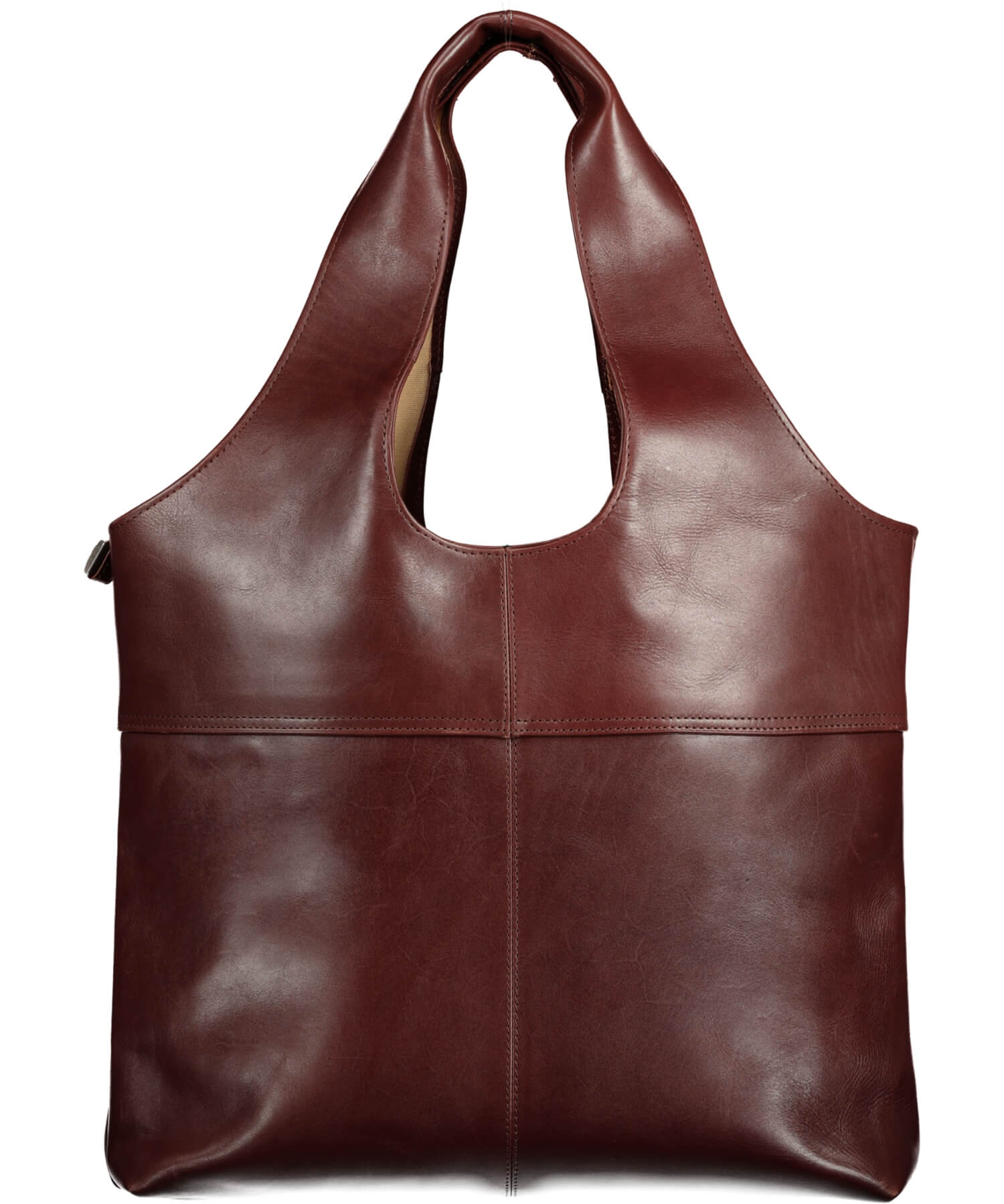 Braden Leather Shopper - Brown - [Lee River] - Bags, Purses & Wallets - Irish Gifts