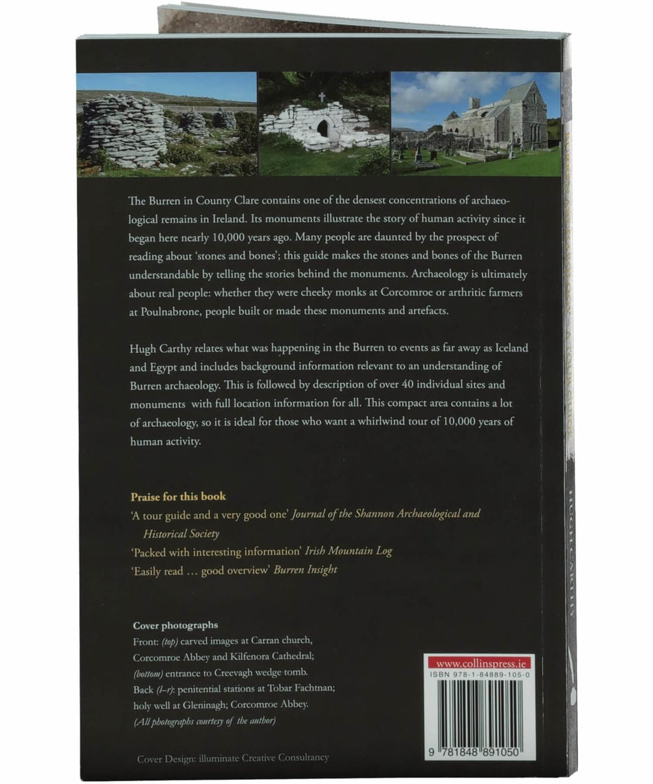 Burren Archaeology - [The Collins Press] - Books & Stationery - Irish Gifts