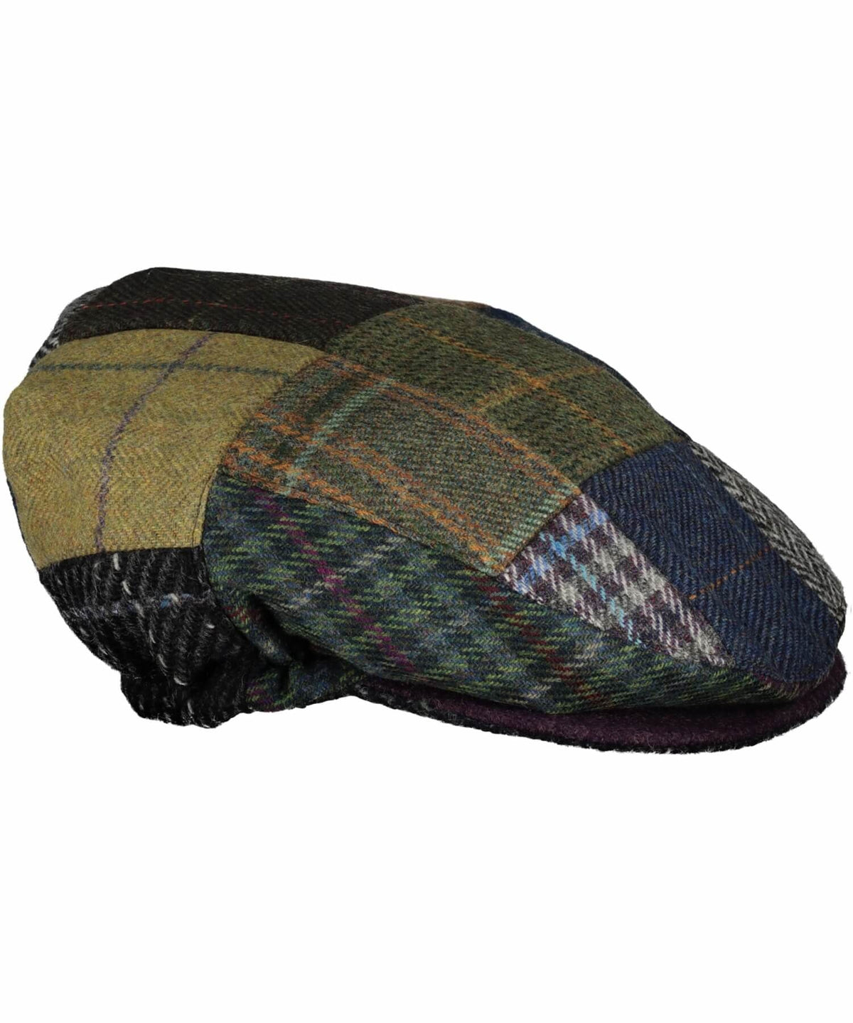 Kids Patchwork Cap - [John Hanly] - Childrens Hats, Scarves & Gloves - Irish Gifts