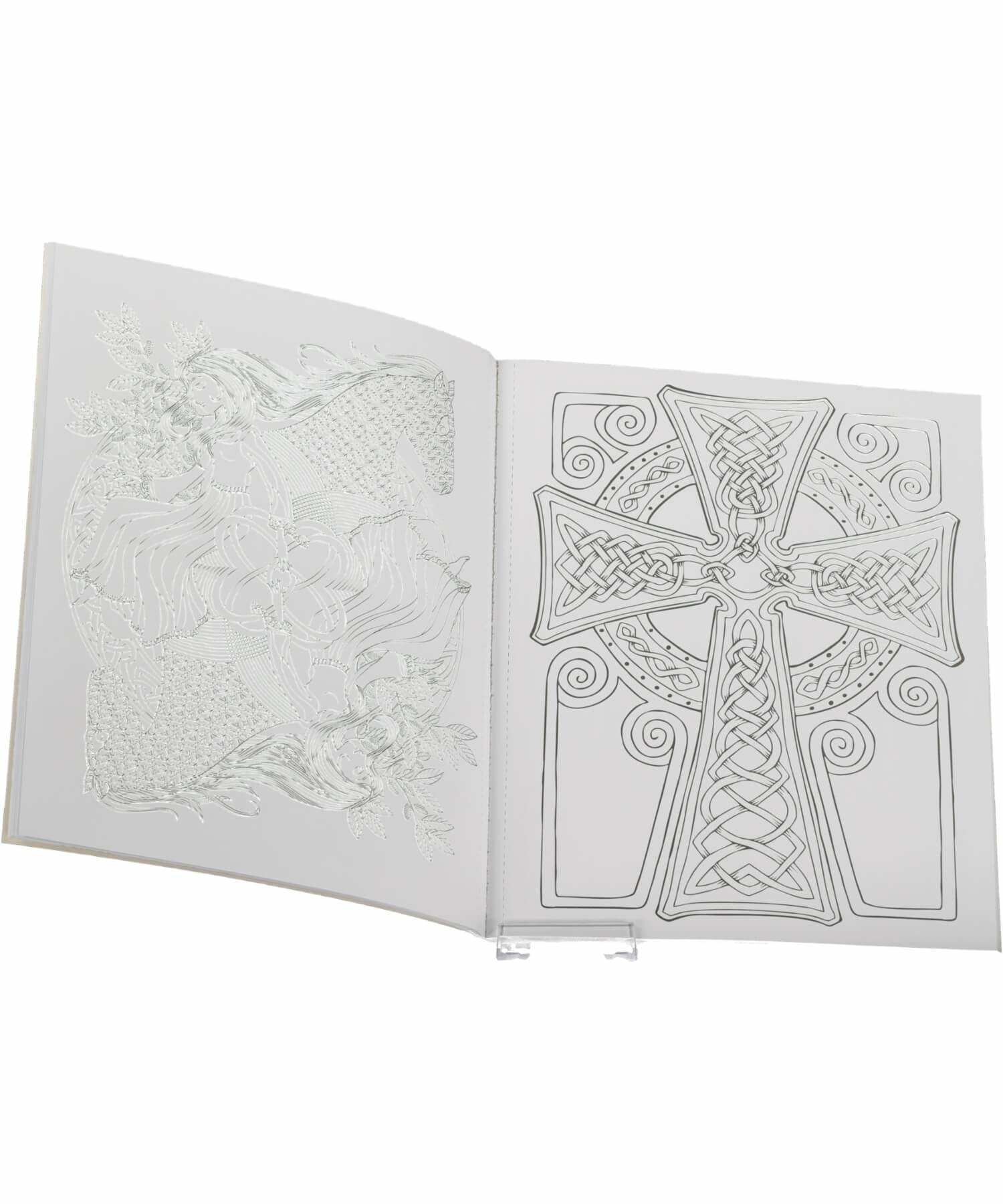 Calming Celtic Colouring - [Gill & MacMillan] - Books & Stationery - Irish Gifts