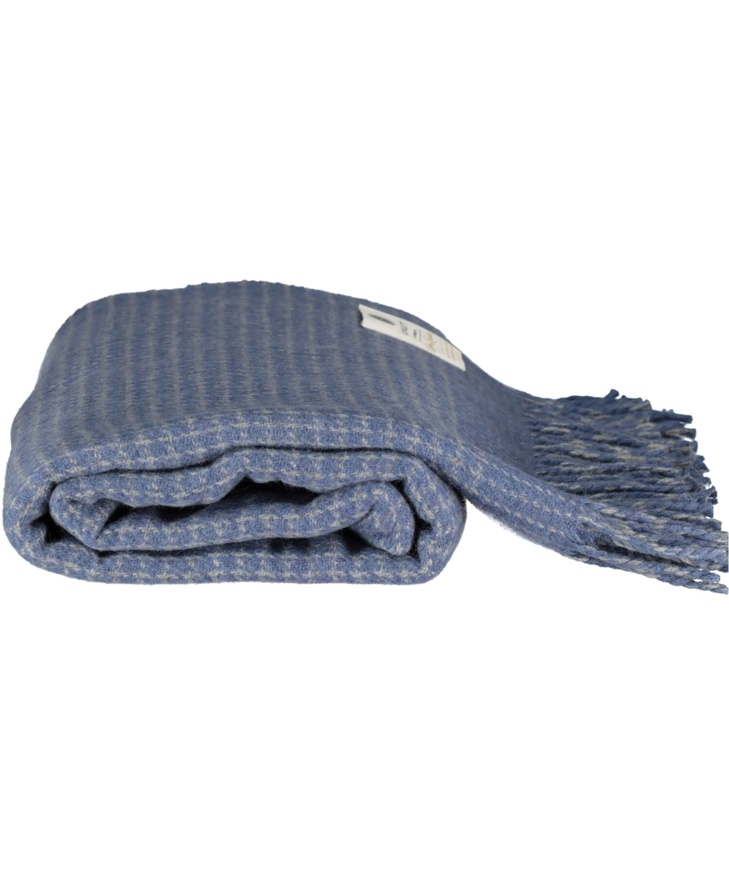 Cashmere Lambswool Throw - Stream - [McNutts] - Throws & Cushions - Irish Gifts