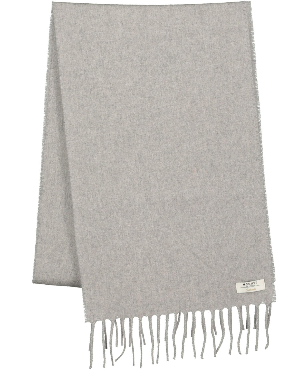 Cashmere Scarf - Dove - [McNutts] - Ladies Scarves & Gloves - Irish Gifts