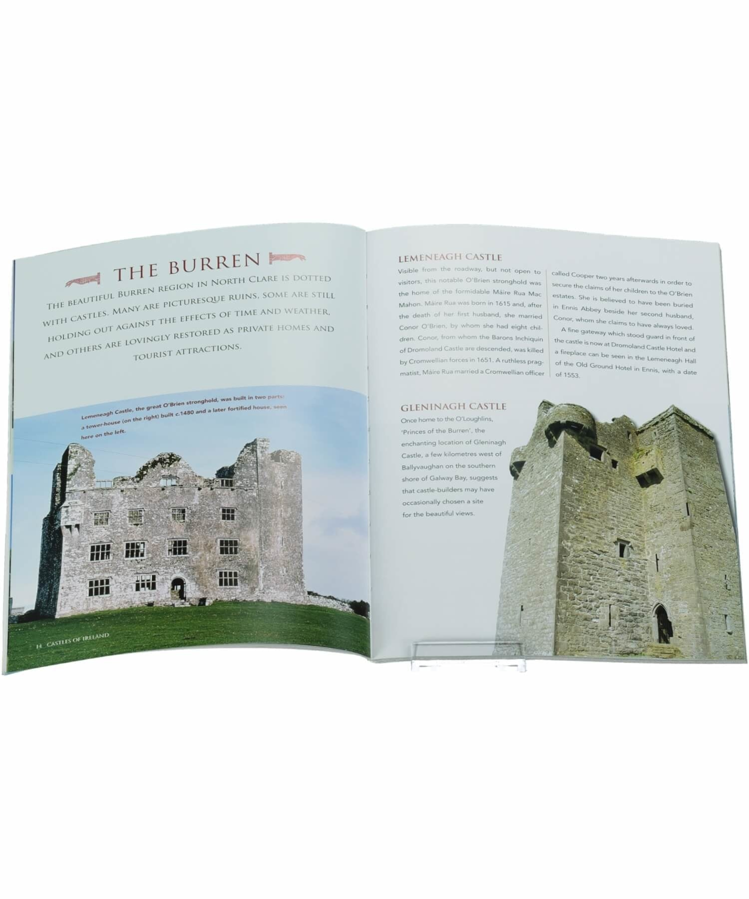 Castles of Ireland - [The O'Brien Press] - Books & Stationery - Irish Gifts