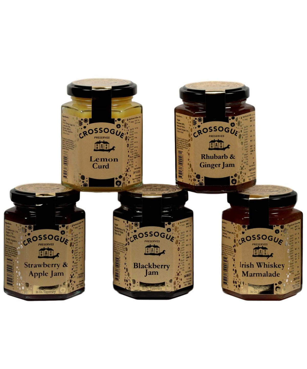 Blackberry Jam Crossogue Food Gifts