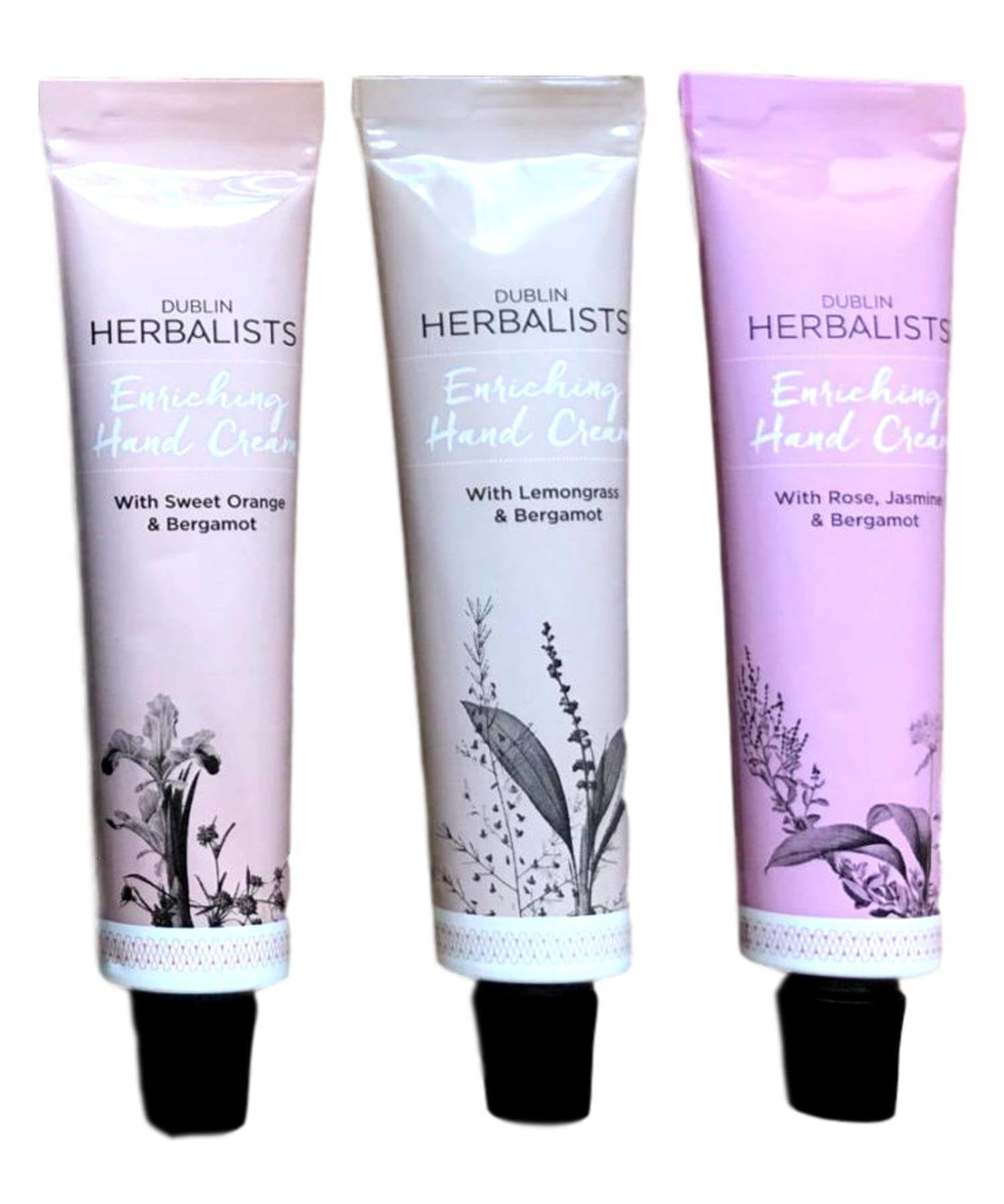 Enriching Hand Cream - Gift Set - [Dublin Herbalists] - Skincare & Beauty - Irish Gifts