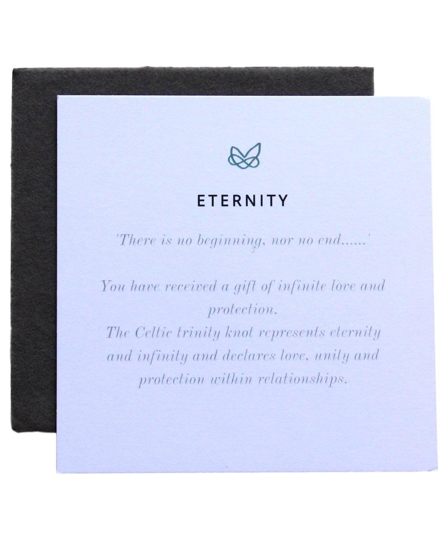 Eternity - Silver Cufflinks - [Native] - Jewellery - Irish Gifts