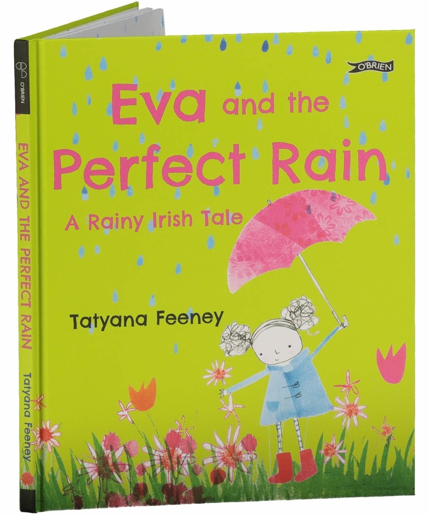 Eva & The Perfect Rain - [The O'Brien Press] - Books & Stationery - Irish Gifts