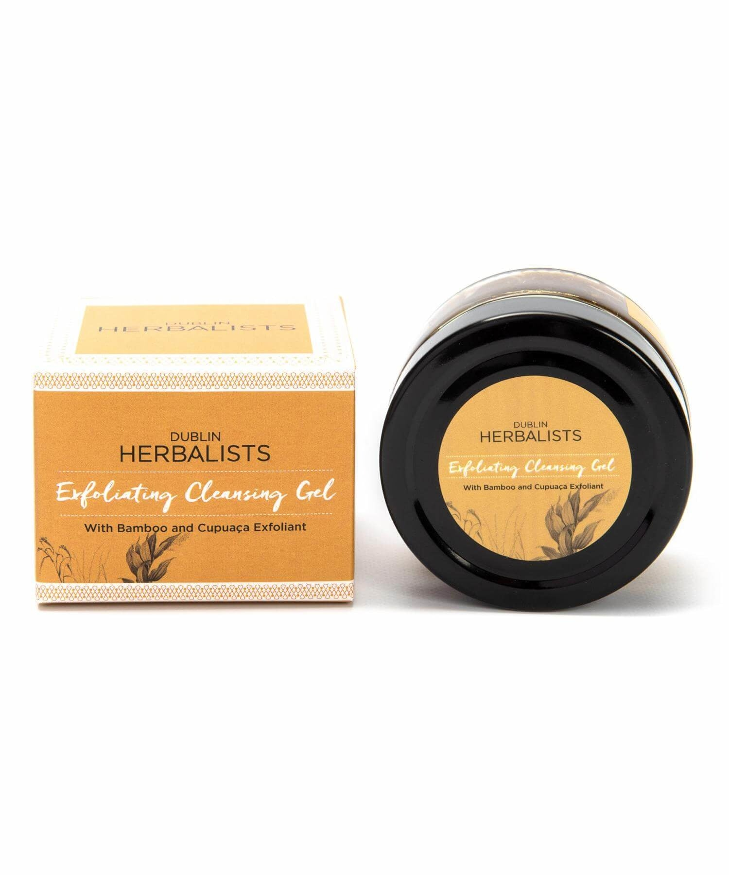 Exfoliating Cleansing Gel - [Dublin Herbalists] - Skincare & Beauty - Irish Gifts