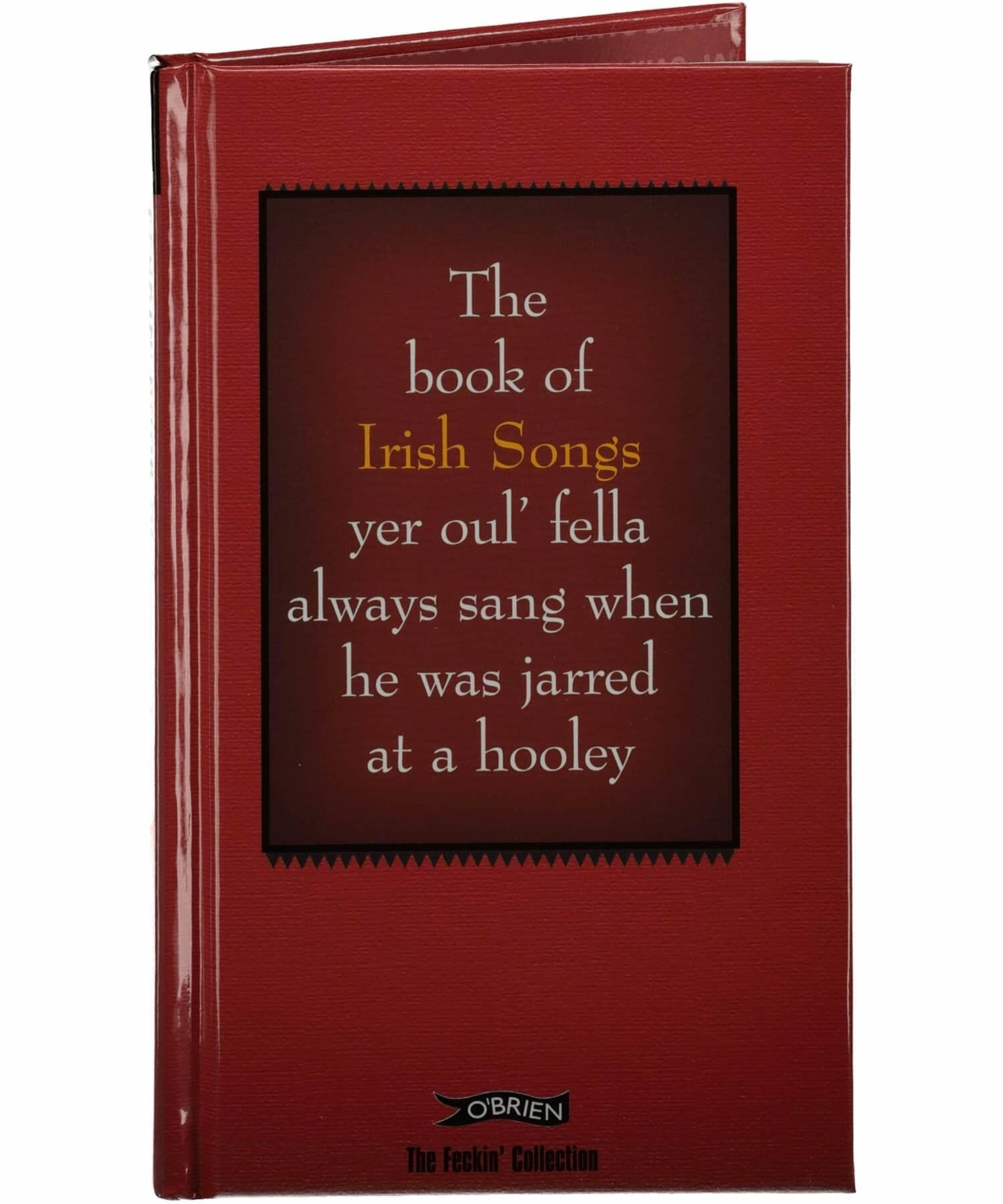 Feckin' Collection: Songs - [The O'Brien Press] - Books & Stationery - Irish Gifts