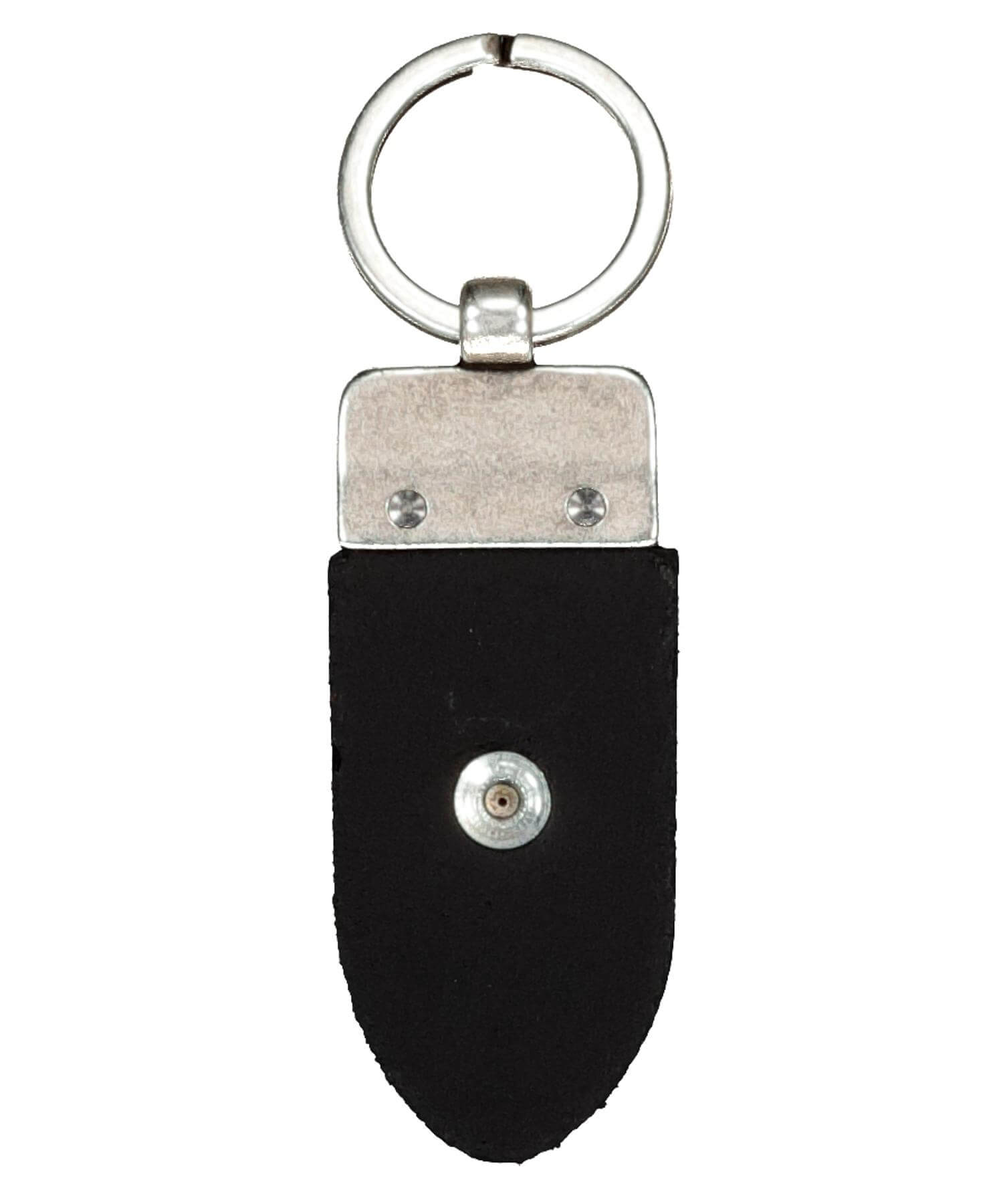 Finnbenach Keyring - Intricate Knot (black) - [Lee River] - Bags, Purses & Wallets - Irish Gifts