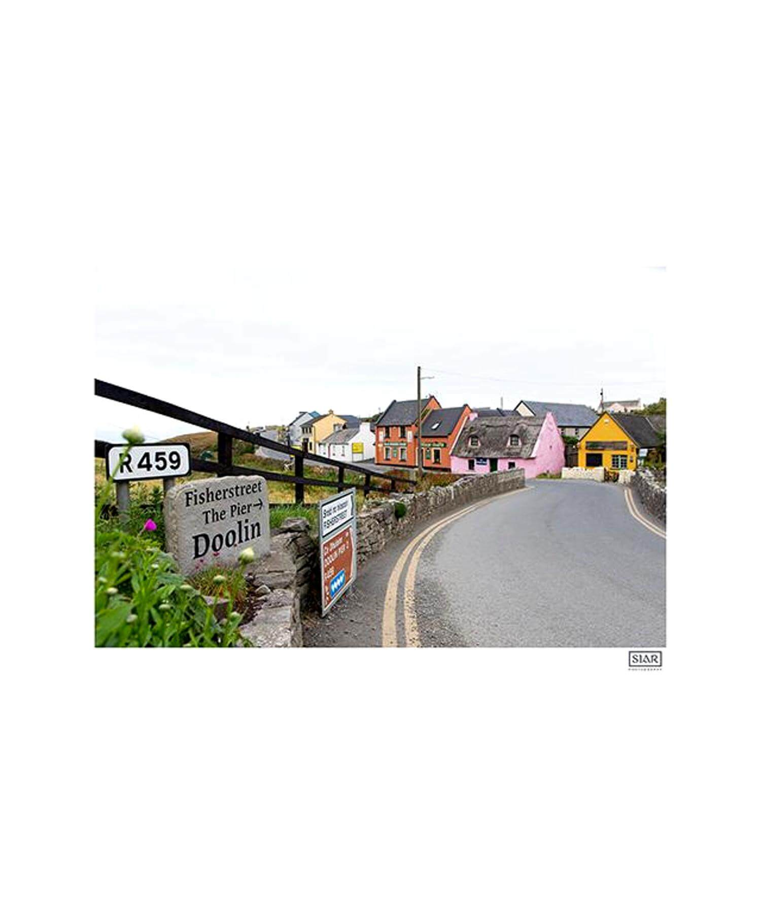 Fisher Street Doolin - [Siar Photography] - Wall Art & Photography - Irish Gifts