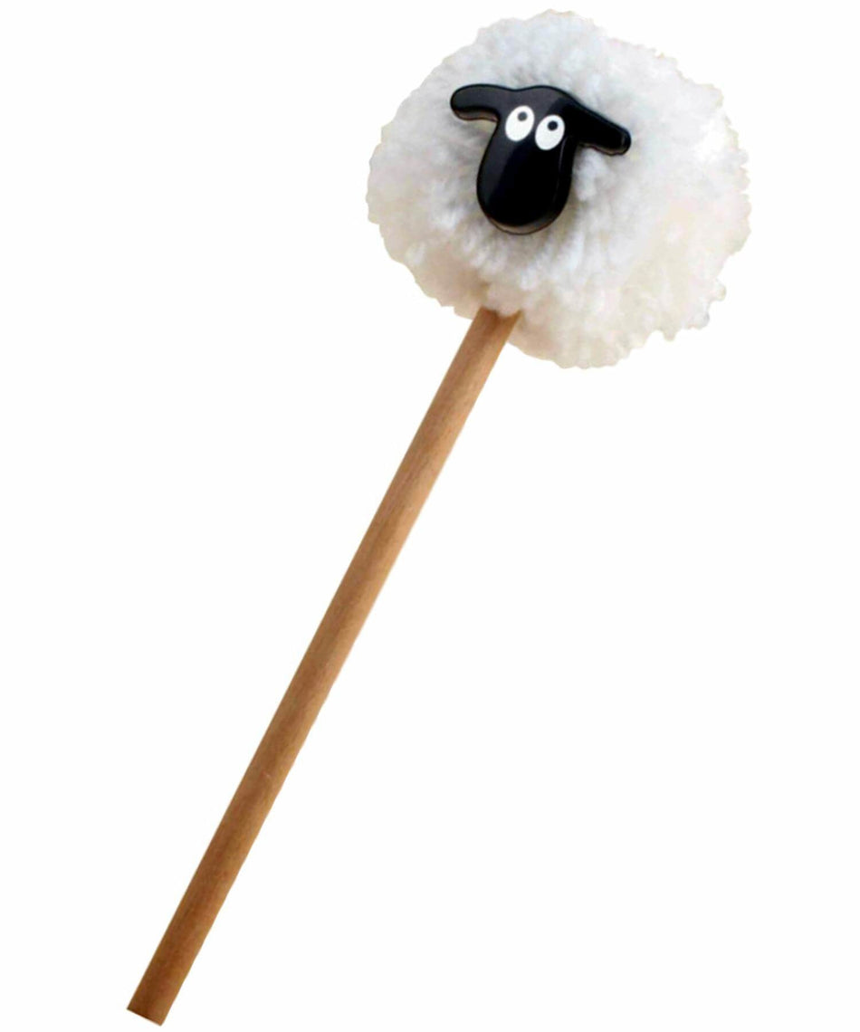 Fluffy Sheep - Pencil - [Killarney Printing] - Souvenir - Irish Gifts