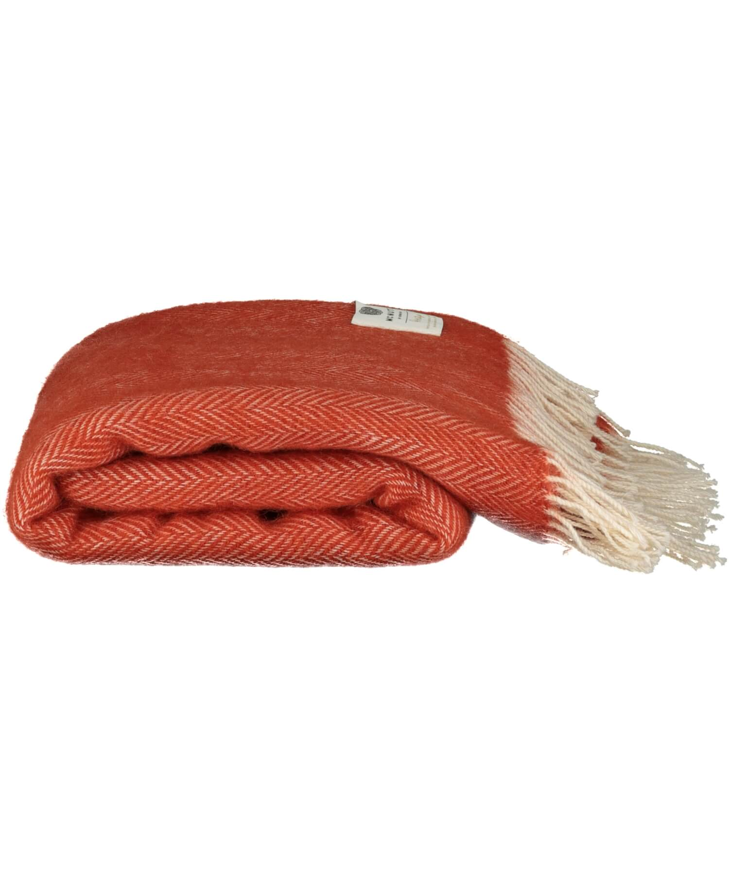 Heritage Wool Throw - Desert Sky - [McNutts] - Throws & Cushions - Irish Gifts