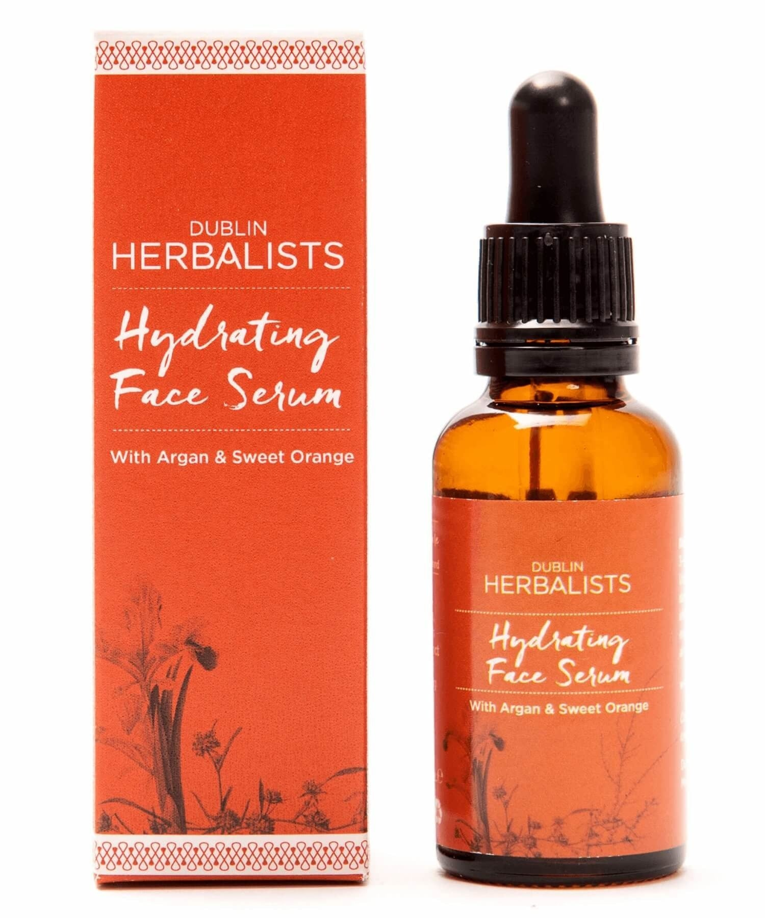 Hydrating Face Serum - [Dublin Herbalists] - Skincare & Beauty - Irish Gifts