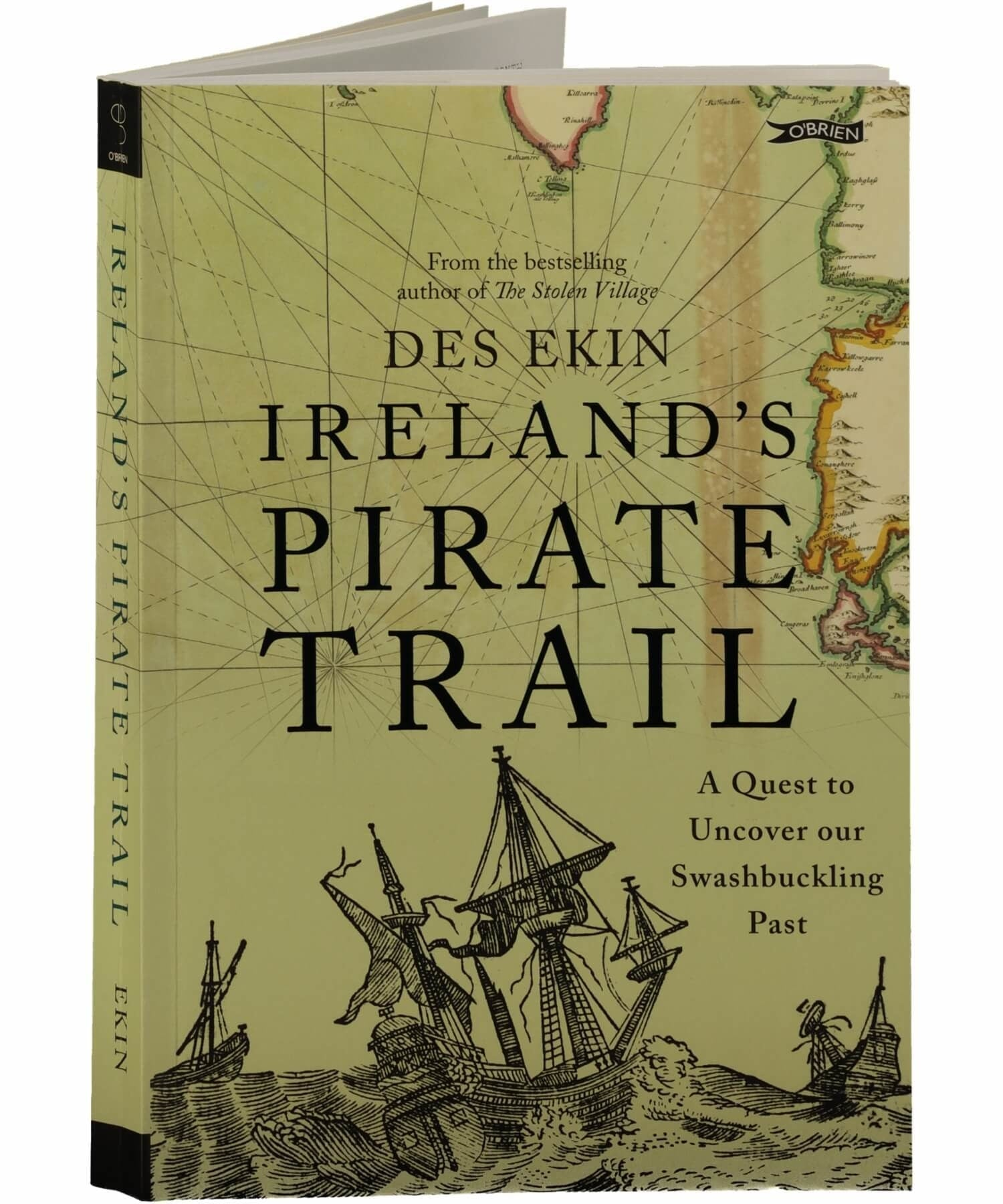 Irelands Pirate Trail The OBrien Press Books