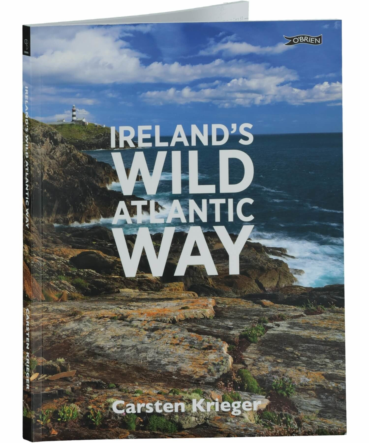 Irelands Wild Atlantic Way The OBrien Press Books