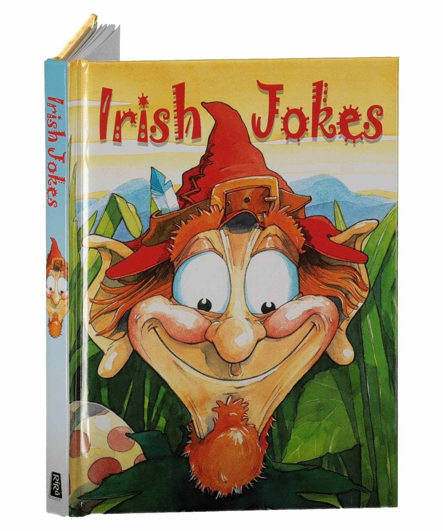 Irish Joke Book Gill & MacMillan Books