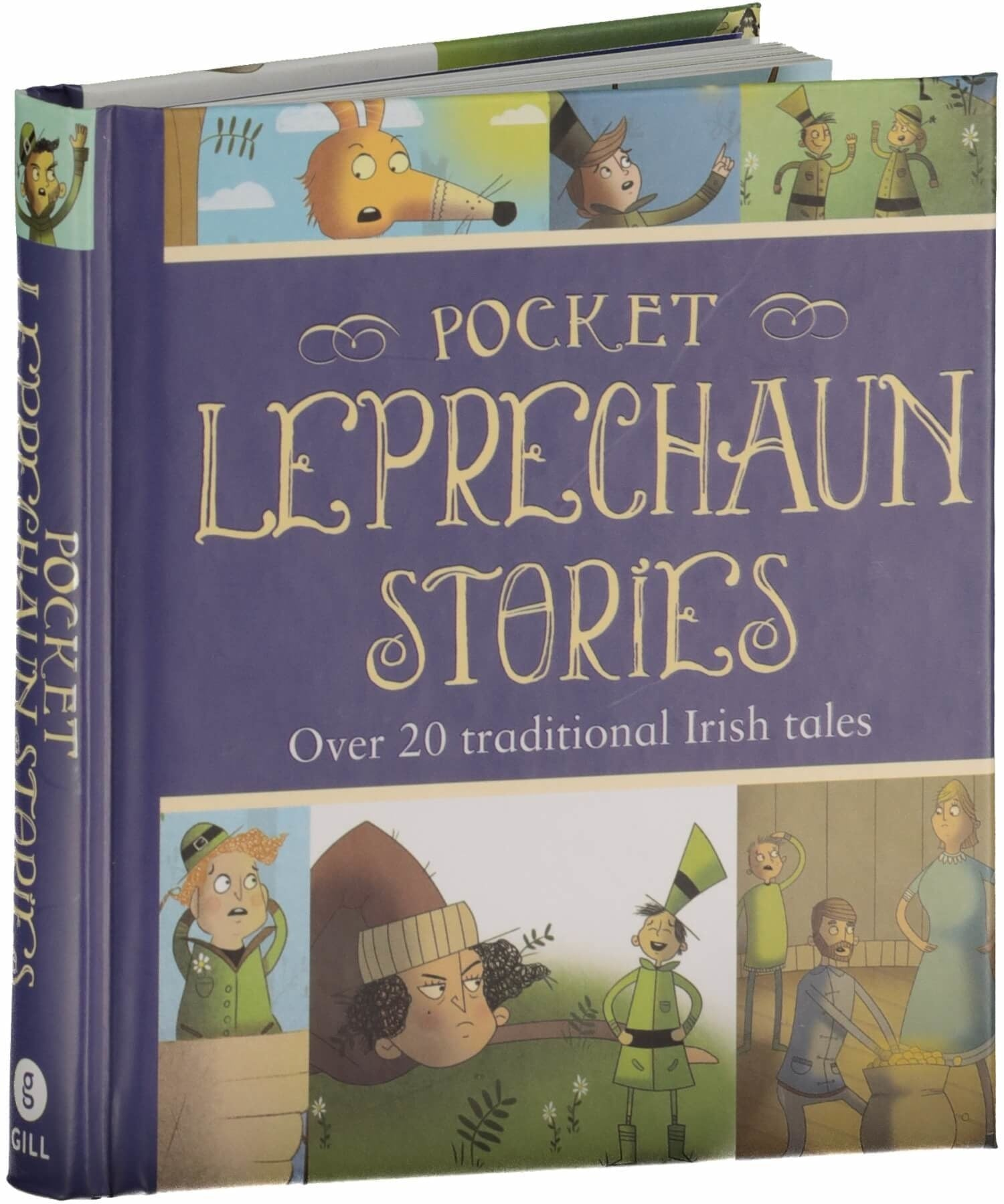 Pocket - Leprechaun Stories - [Gill & MacMillan] - Books & Stationery - Irish Gifts