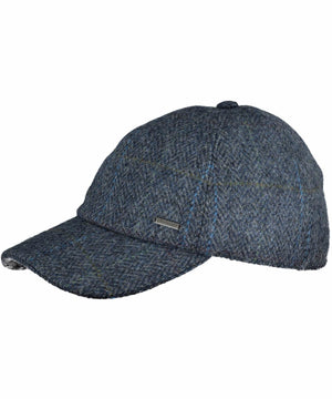 Baseball Hat - Denim - [John Hanly] - Mens Hats & Headwear - Irish Gifts