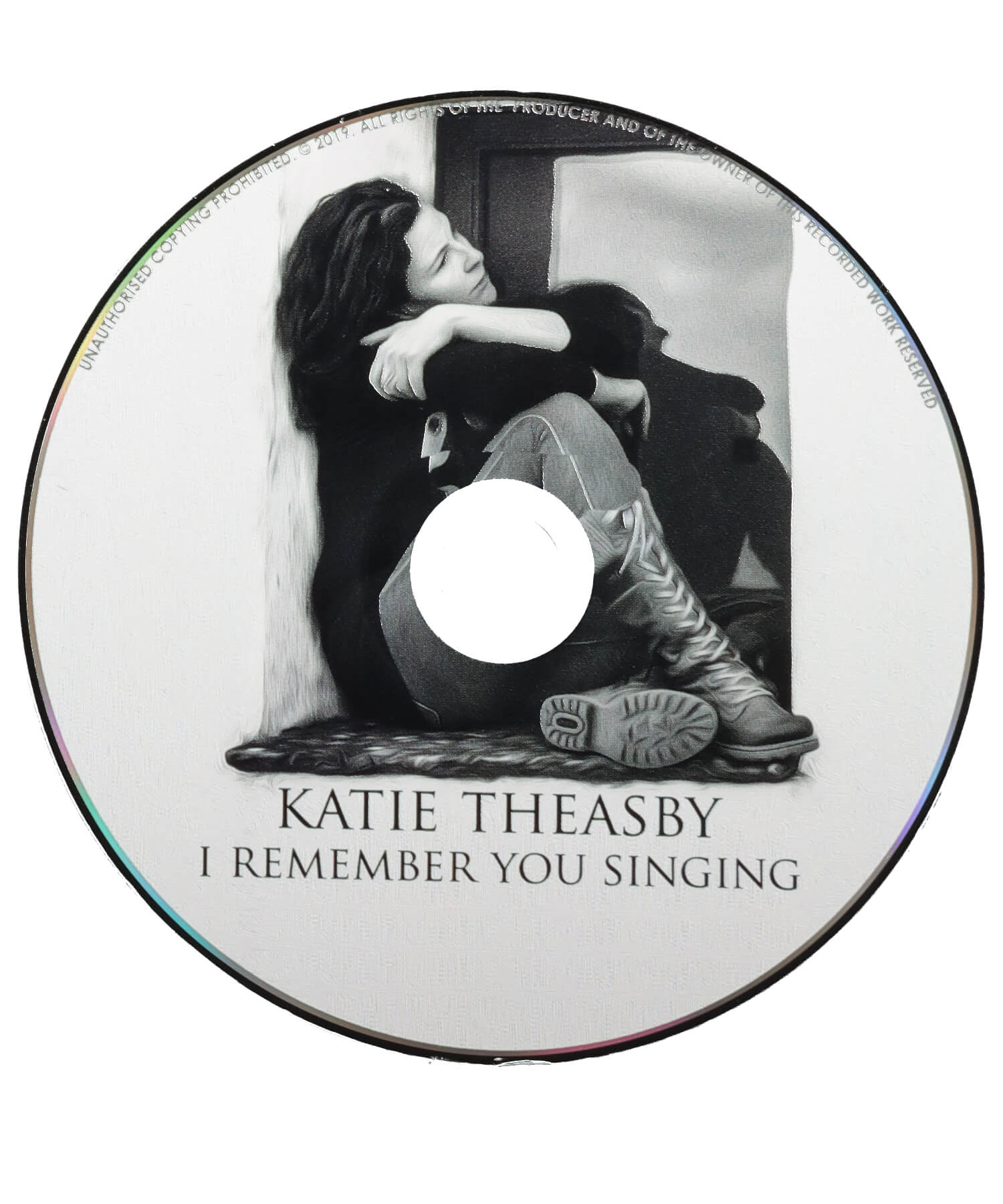 I Remember You Singing - Katie Theasby - [Katie Theasby] - Music - Irish Gifts