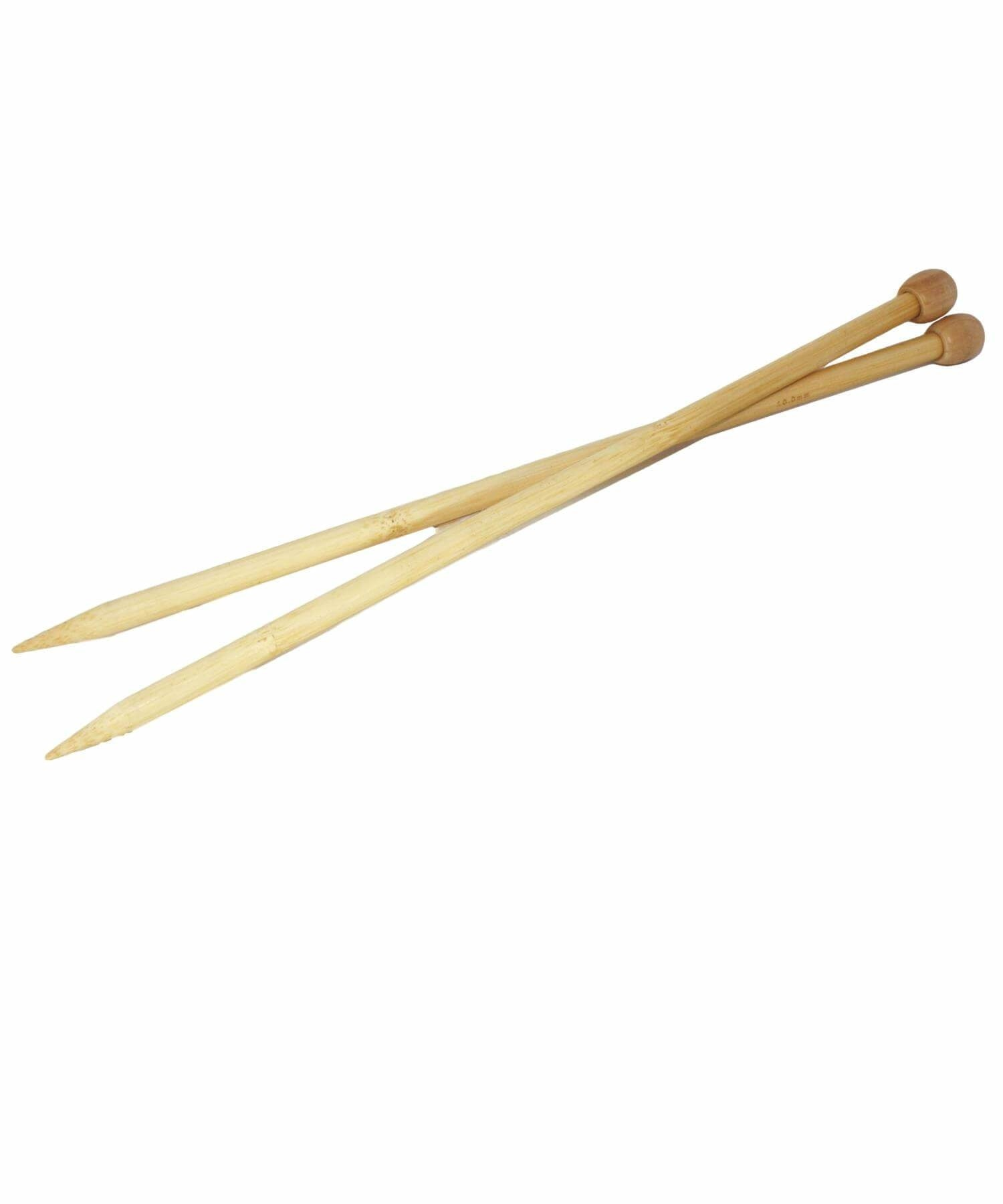 Bamboo Knitting Needles - [Springwools] - Knitting - Irish Gifts
